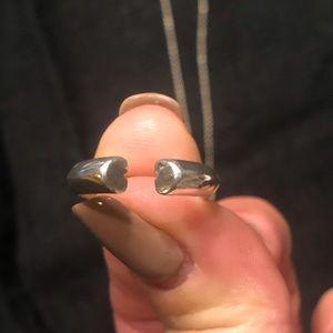 Tiffany and Co heart ring